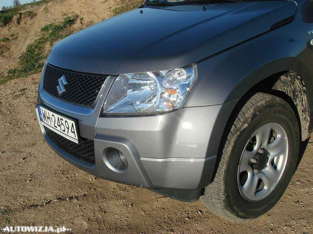 Suzuki Grand Vitara  Spalanie