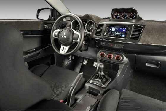Pakiety dla Mitsubishi Lancera EVO X