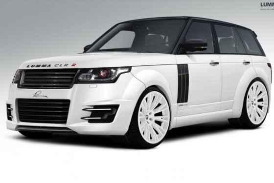 Range Rover od Lumma Design