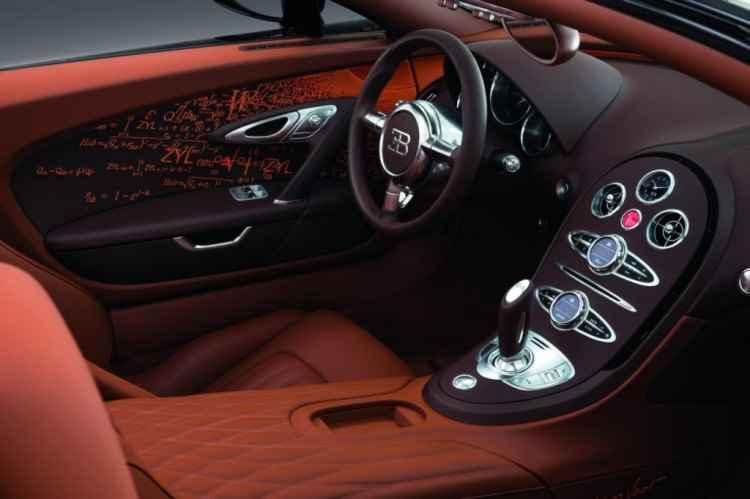 Bugatti Veyron Grand Sport Bernar Vernet