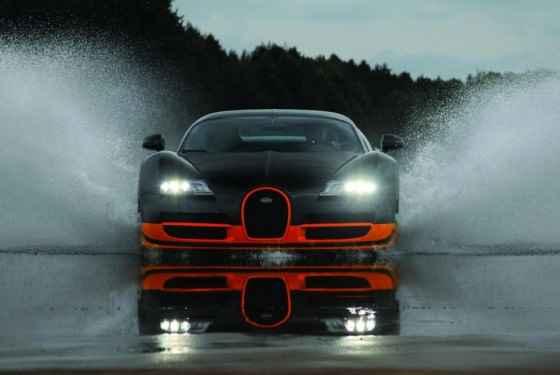 Bugatti Veyron Super Sport - informacje o nowej wersji