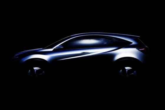Honda Urban Concept SUV - zapowiedź
