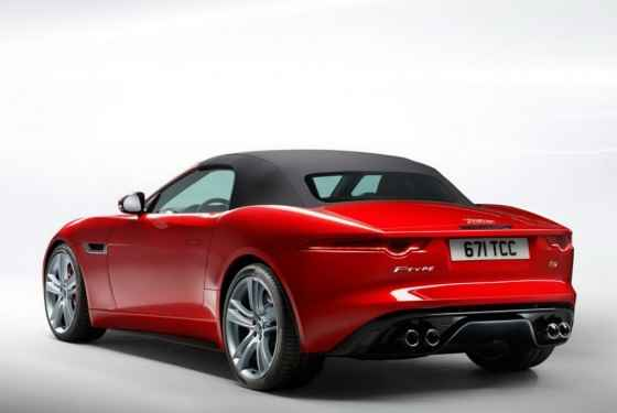 Jaguar F-Type - zapowiedź 9-stopniowej skrzyni biegów