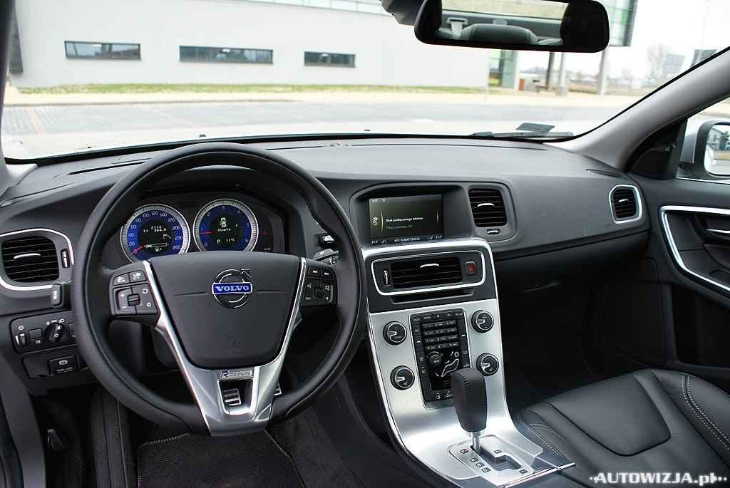 Volvo S60 D5 R Design Polestar Auto Test Autowizja Pl