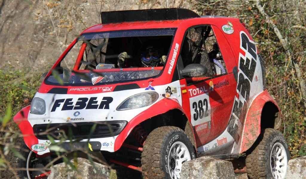 Smart ForTwo Dakar