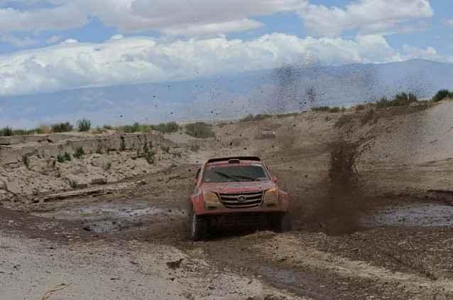 Dakar 2013 - etap 8