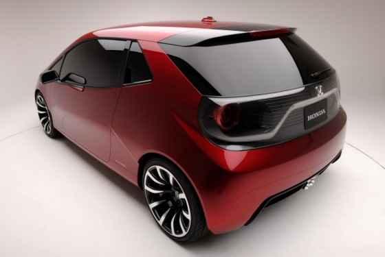 Honda Gear Concept - informacje