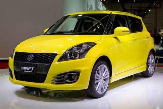 Suzuki Swift Sport - 3 miliony sprzedanych Swiftów