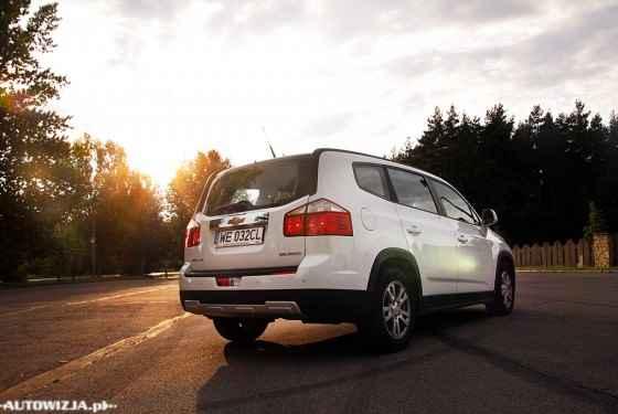 Chevrolet Orlando 2.0D LT+