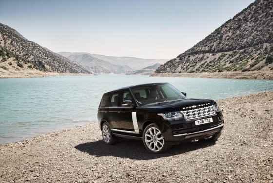 Rang Rover 2013