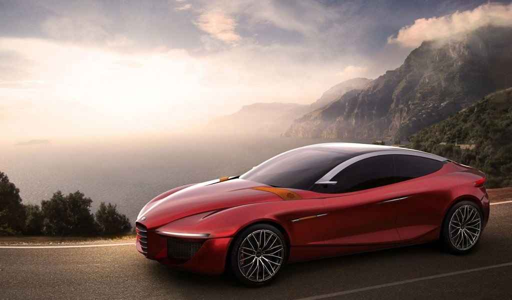 Alfa Romeo Gloria - informacje