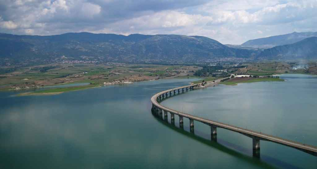 Krajobraz Macedonii