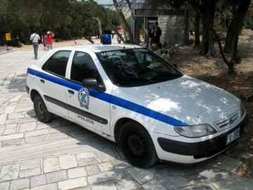 Policja w Grecji