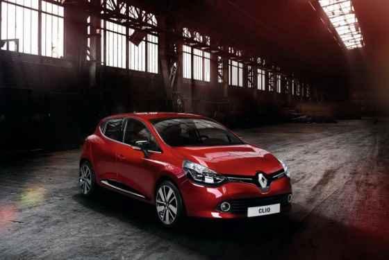 Renault Clio IV - wyróżnienie dla Renault i Dacii w plebiscycie Autobest 2012