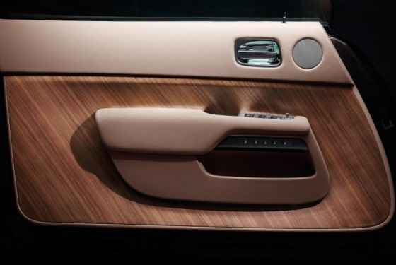 Rolls-Royce Wraith - kolejne teasery