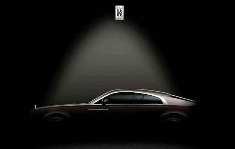 Rolls-Royce Wraith - zapowiedź