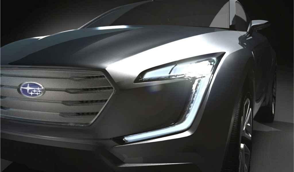 Subaru Viziv - zapowiedź