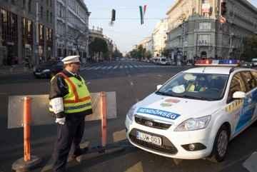 Węgierska policja