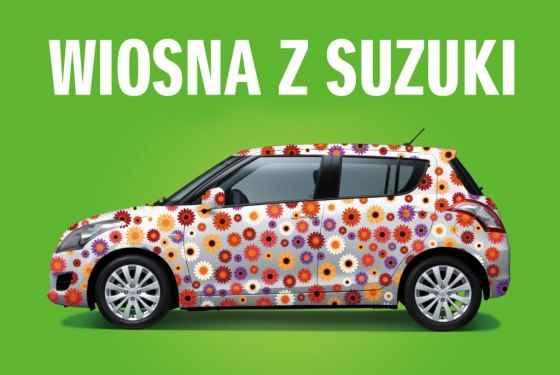 """Akcja """"Wiosna z Suzuki"""""""