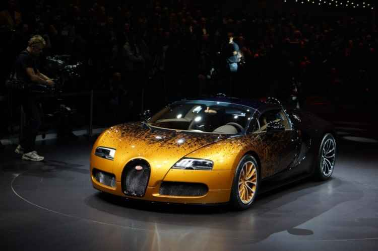 Limitowane Bugatti Veyron Grand Sport Venet