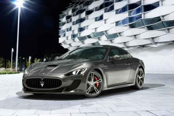 Maserati GranTurismo MC Stradale (2013)