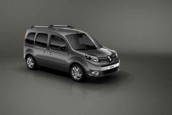 Renault Kangoo FL