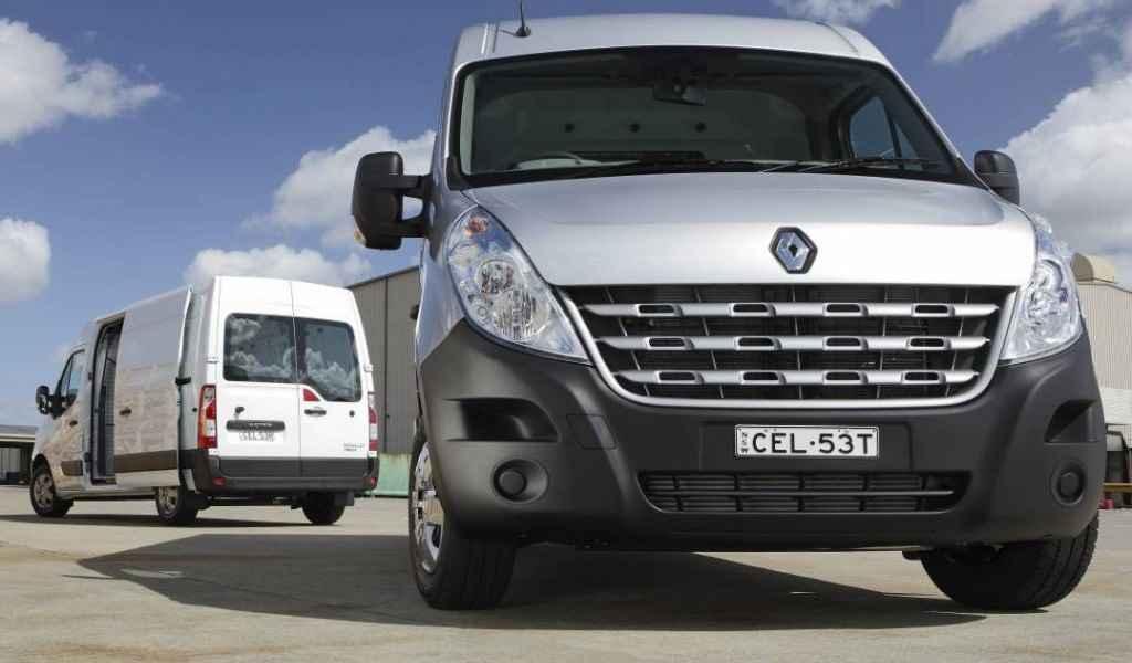 Renault Master trafia na rynek brazylijski