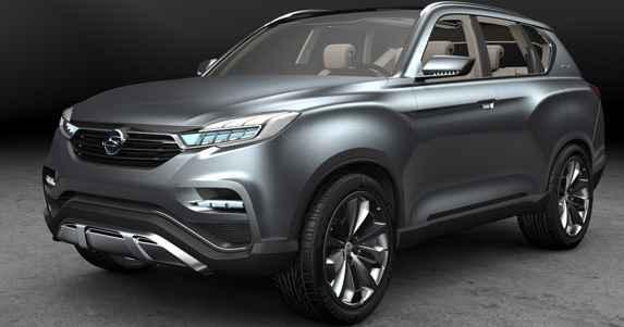 SsangYong LIV-1 Concept