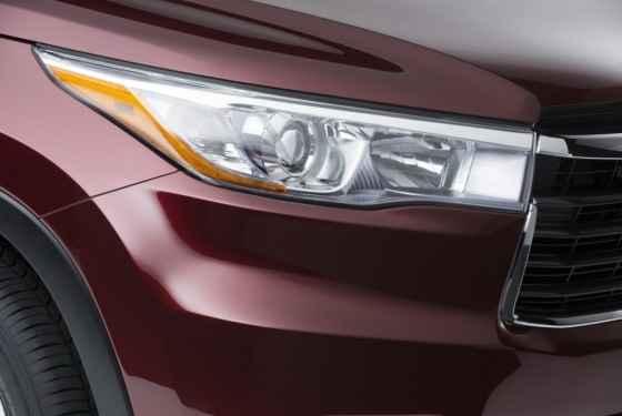 Toyota Highlander (2014) - zapowiedź