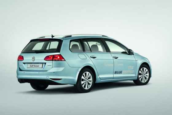 Volkswagen Golf Variant TDI BlueMOTION VII