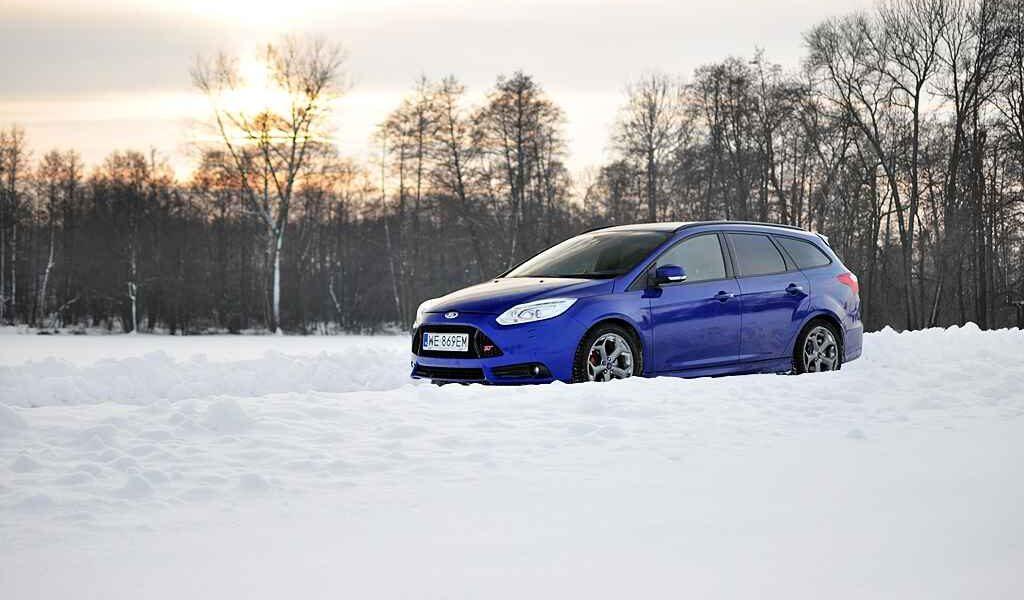 Ford Focus ST Kombi