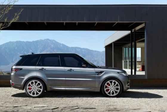 Cennik nowego Range Rovera Sport