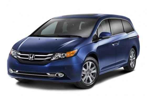 Honda Odyssey Touring Elite FL (2013)