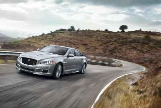 Jaguar XJR (2013)