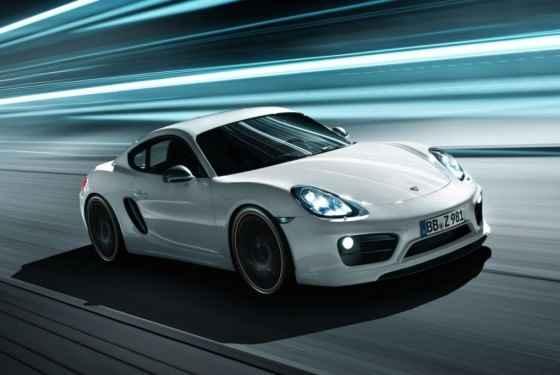 Porsche Cayman by TechArt (2013)
