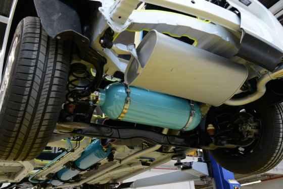 Technologia Hybrid Air od Citroёna