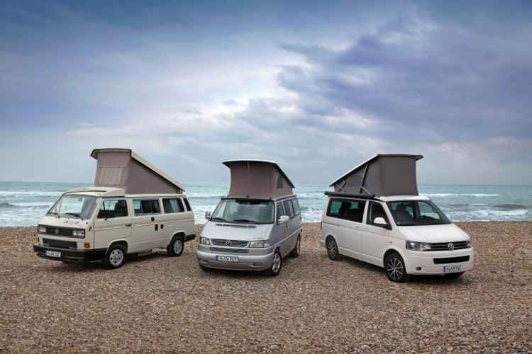 Volkswagen California na wystawie Techno Classica