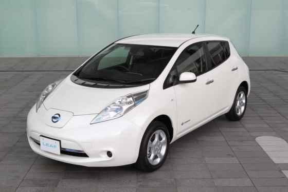 Cena Nissana Leaf w Polsce