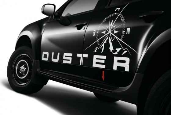 Cennik Dacii Duster Aventure
