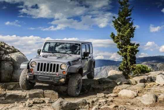 Milion egzemplarzy Jeep'a Wranglera