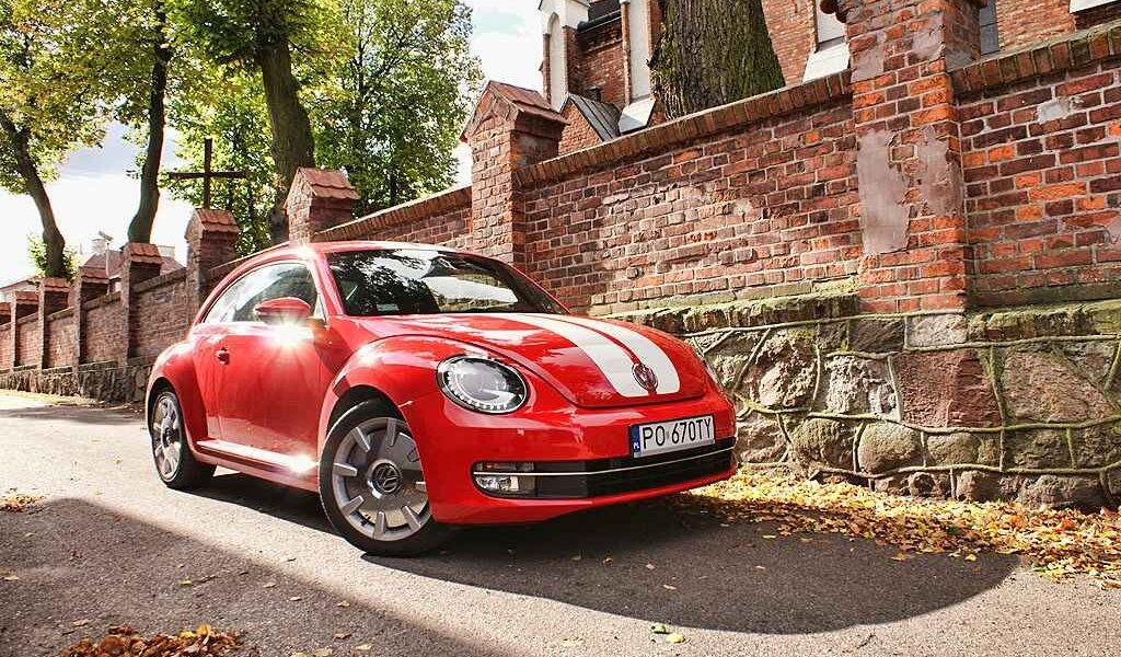 volkswagen beetle 1 2 tsi design auto test autowizja. Black Bedroom Furniture Sets. Home Design Ideas