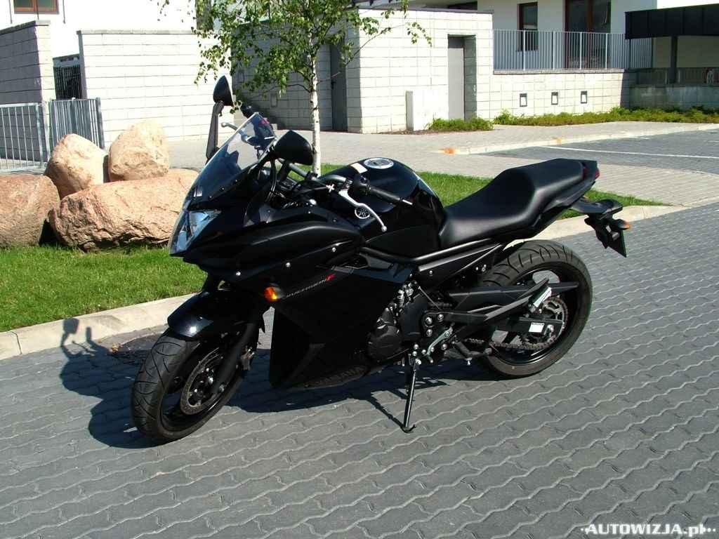 yamaha xj6 diversion f moto test. Black Bedroom Furniture Sets. Home Design Ideas