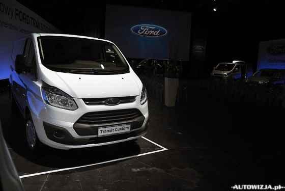 Ford Transit/Tourneo Custom