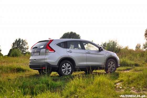 Honda CR-V 2.0 i-VTEC 2WD Elegance