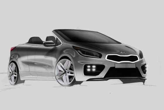 KIA pro_ceed GT cabrio