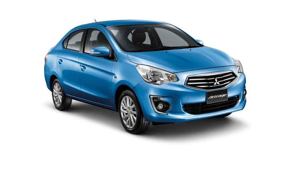 Mitsubishi Attrage zadebiutuje w lipcu w Tajlandii