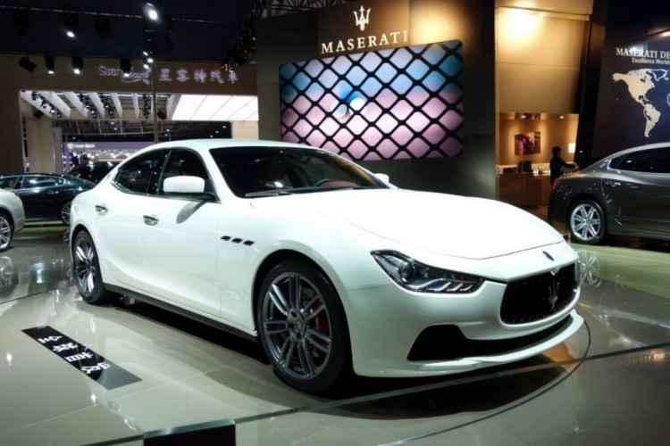 Polski cennik Maserati Ghibli