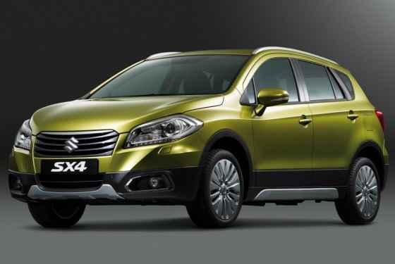 Polski cennik nowego Suzuki SX4
