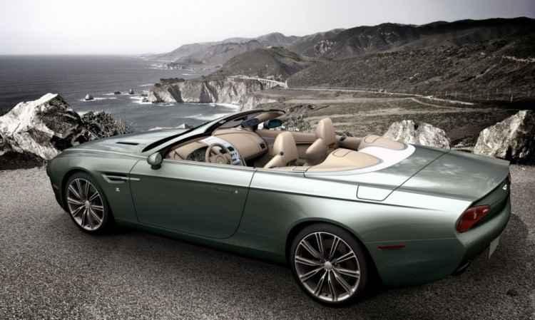 Aston Martin Spyder Zagato Centennial