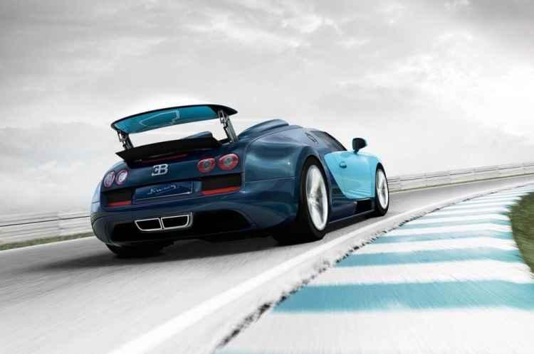 """Bugatti Veyron Grand Sport Vitesse """"Les Legendes de Bugatti"""" (Jean-Pierre Wimille)"""